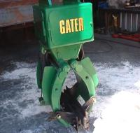 Gater Grapple Model 01 for 3.5 ton to 7.5 ton machines