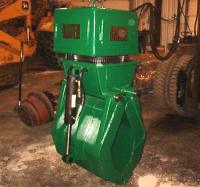 Gater Grapple Model 02 for 7.5 ton to 14 ton machines