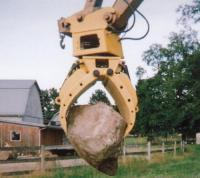Gater Grapple Model 05 for 15 ton to 16 ton machines